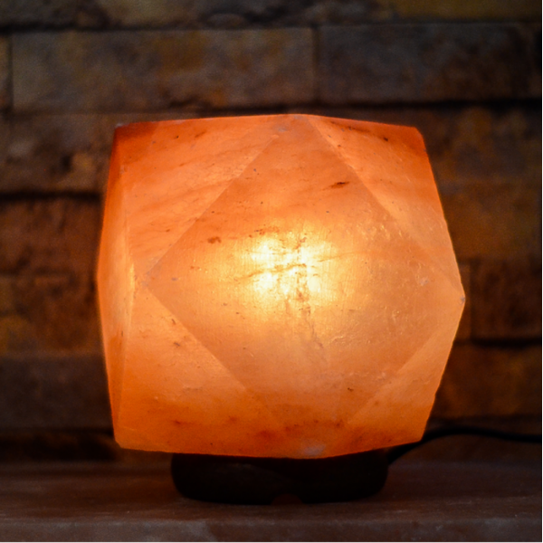 Pink Diamond Himalayan Salt Lamp